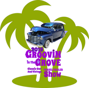 Groovin in the Grove Logo